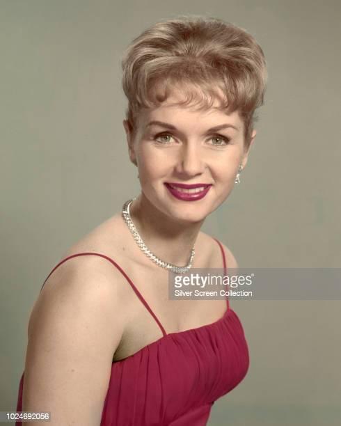 American actress and singer Debbie Reynolds circa 1955