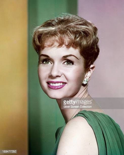 American actress and singer Debbie Reynolds circa 1955