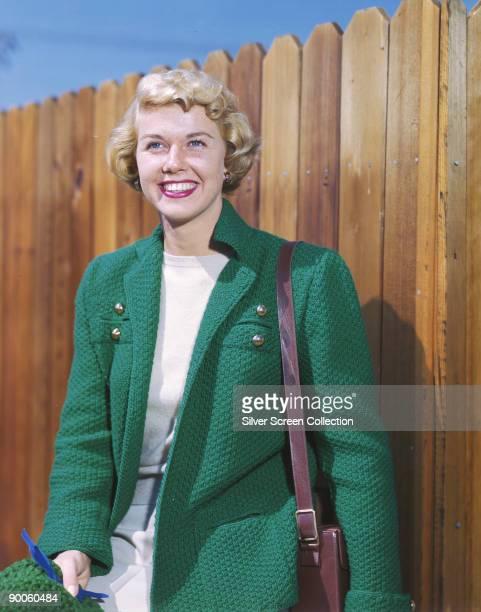 American actress and singer Doris Day circa 1945
