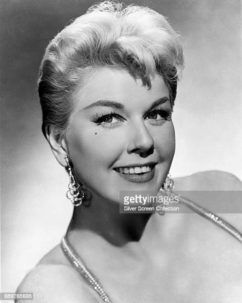 American actress and singer Doris Day circa 1955