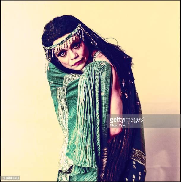 American actress and singer Eartha Kitt 2nd November 1988