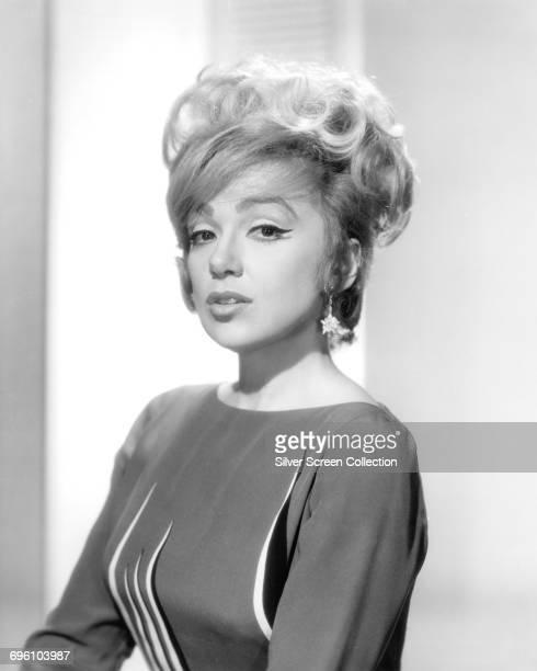 American actress and singer Edie Adams circa 1955