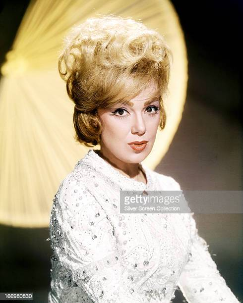 American actress and singer Edie Adams circa 1963
