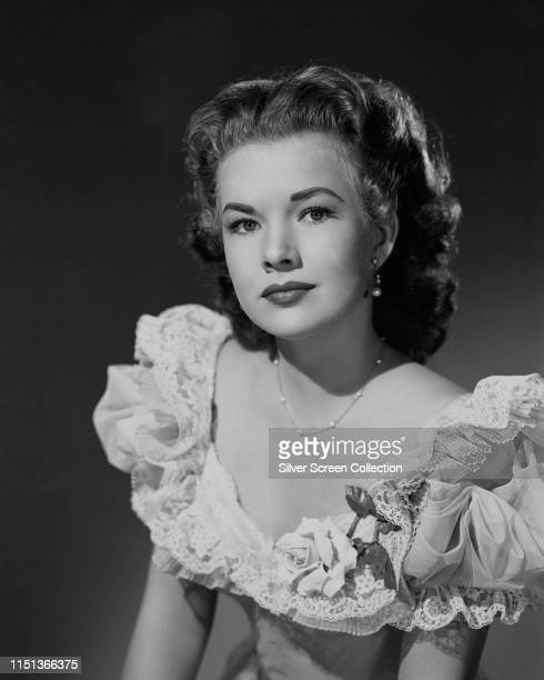 American actress and singer Gale Storm circa 1950