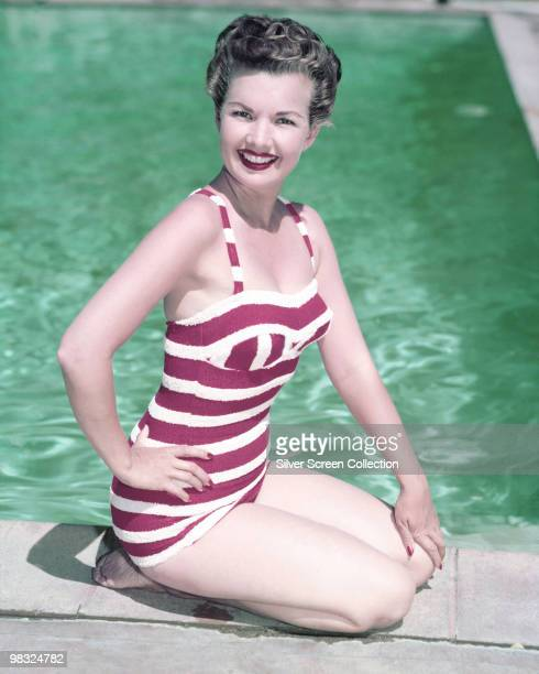 American actress and singer Gale Storm circa 1955