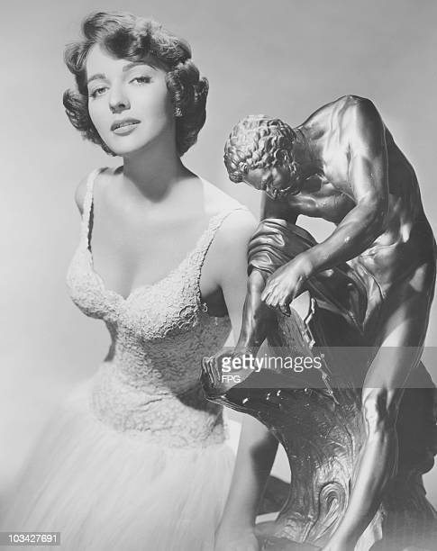 American actress and singer Joan Weldon circa 1955