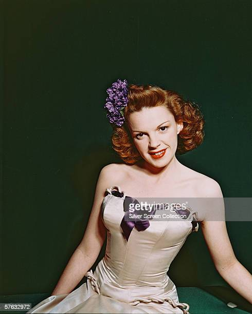 American actress and singer Judy Garland circa 1945