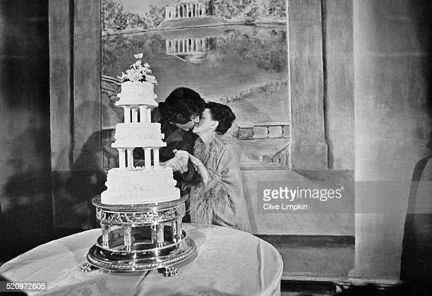 American actress and singer Judy Garland marries American musician and entrepreneur Mickey Deans London 15th March 1969