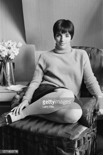 American actress and singer Liza Minnelli 5th May 1966