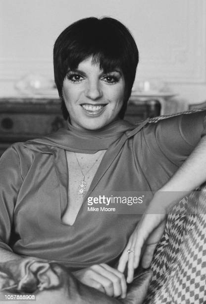 American actress and singer Liza Minnelli UK 20th July 1979