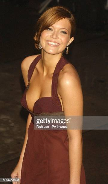 American actress and singer Mandy Moore arrives for the Costume Institute Gala celebrating Dangerous Liasons Fashion Furniture in the 18th Century at...
