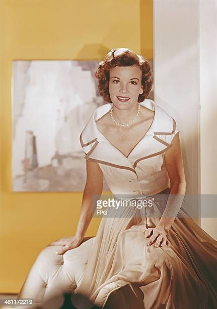 American actress and singer Nanette Fabray circa 1950