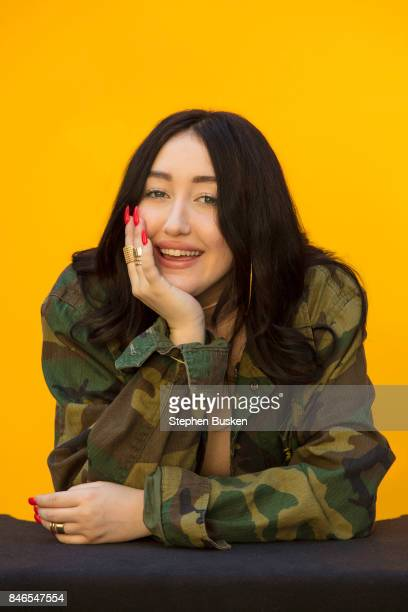 American actress and singer Noah Cyrus is photographed for Pop Star Magazine on July 24 2017 in Los Angeles California PUBLISHED IMAGE