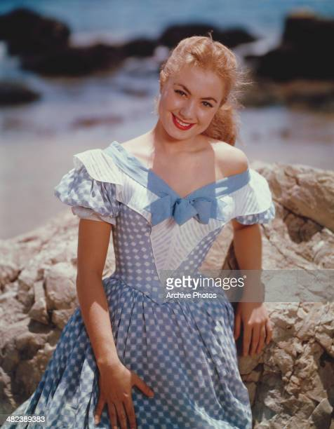 American actress and singer Shirley Jones circa 1955