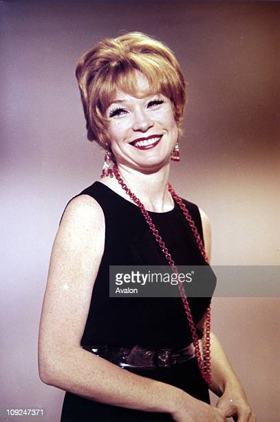 American Actress and Singer Shirley Maclaine