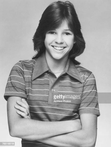 American actress and television star Kristy McNichol circa 1976