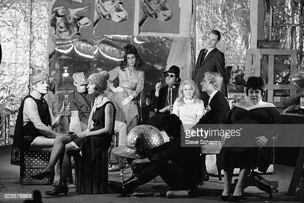American actress and Warhol superstar Baby Jane Holzer American artist and actor Paul Swan Philip 'FuFu' Smith Puerto Rican actor and Warhol...