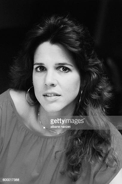 American actress and writer Patti Davis daughter of former President of the United States Ronald Reagan and First Lady Nancy Reagan