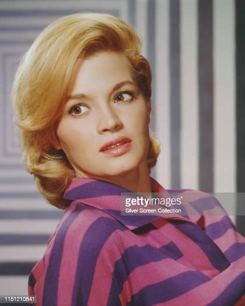 American actress Angie Dickinson, circa 1965.