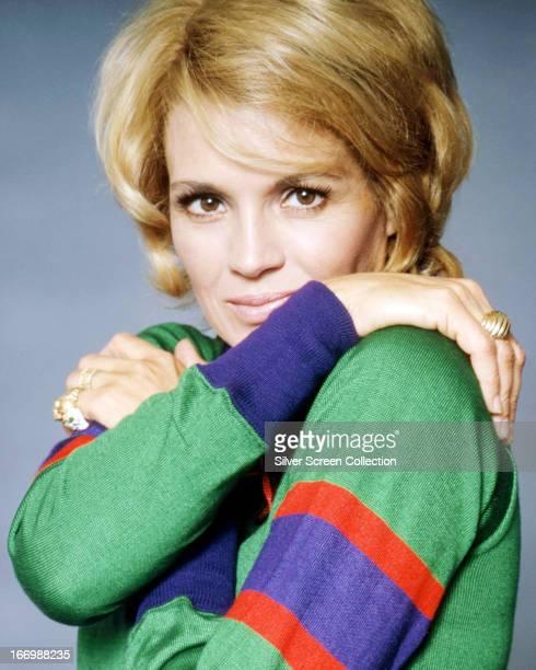 American actress Angie Dickinson circa 1965