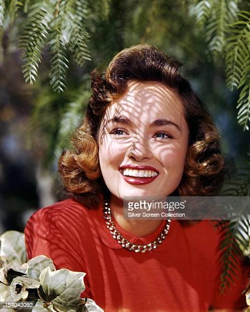 American actress Ann Blyth circa 1950