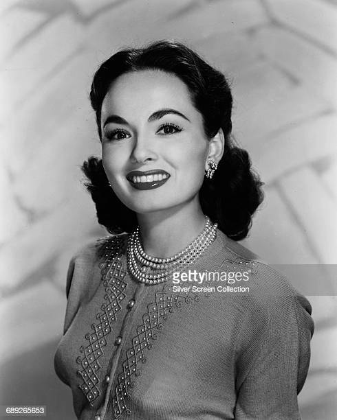 American actress Ann Blyth circa 1955