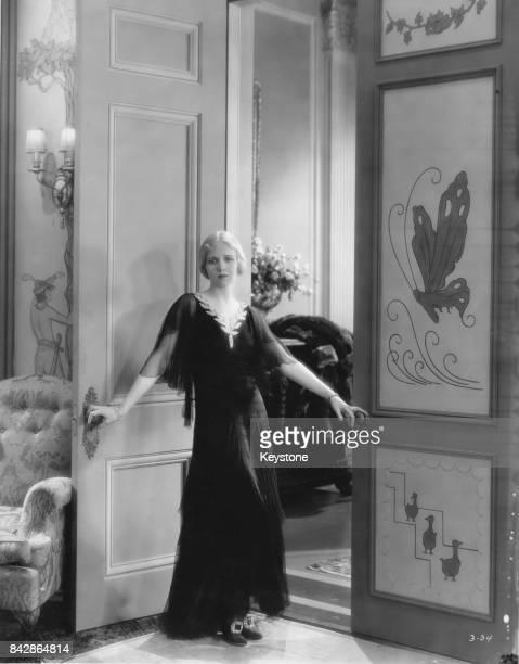 American actress Ann Harding circa 1930