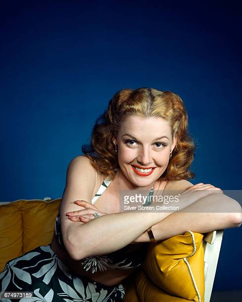American actress Ann Sheridan circa 1940