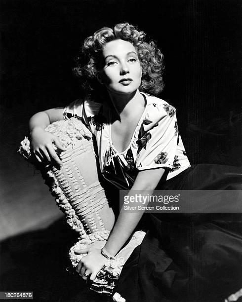 American actress Ann Sothern circa 1938