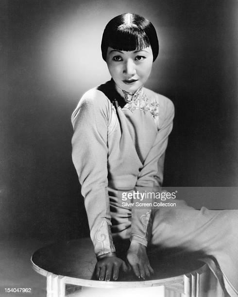 American actress Anna May Wong circa 1935