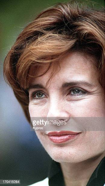 American actress Anne Archer circa 1990