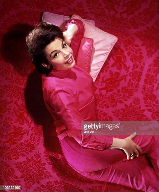 American Actress Annette Funicello