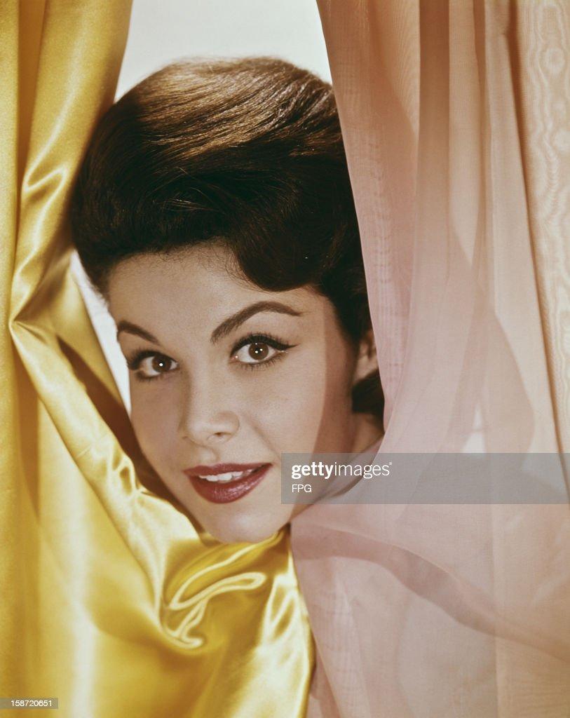 American actress Annette Funicello, circa 1960.
