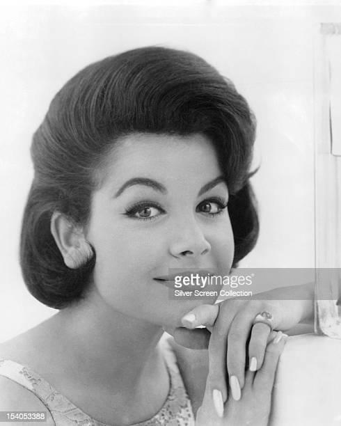 American actress Annette Funicello circa 1963