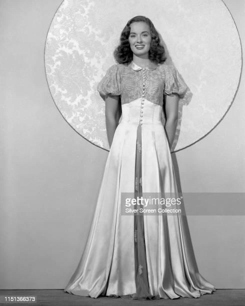 American actress ans singer Ann Blyth circa 1950