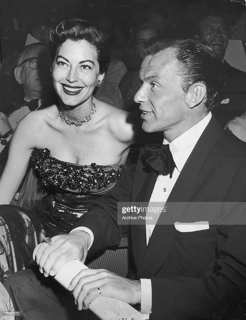 July 05 Ava Gardner And Frank Sinatra Divorce Photos and Images ...