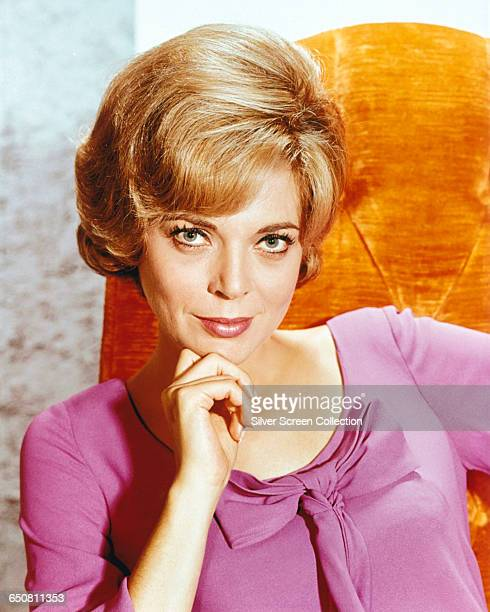 American actress Barbara Bain as Cinnamon Carter in the television series 'Mission Impossible' circa 1966