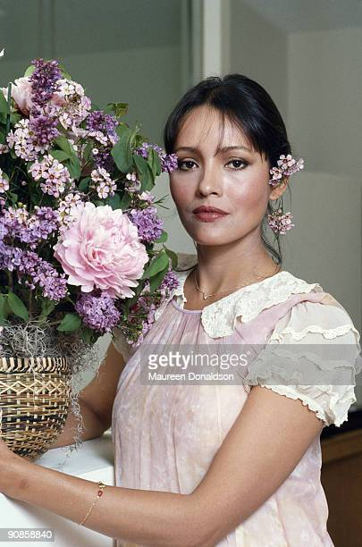 American actress Barbara Carrera circa 1980