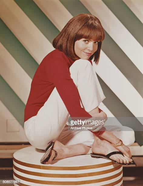 American actress Barbara Feldon circa 1965