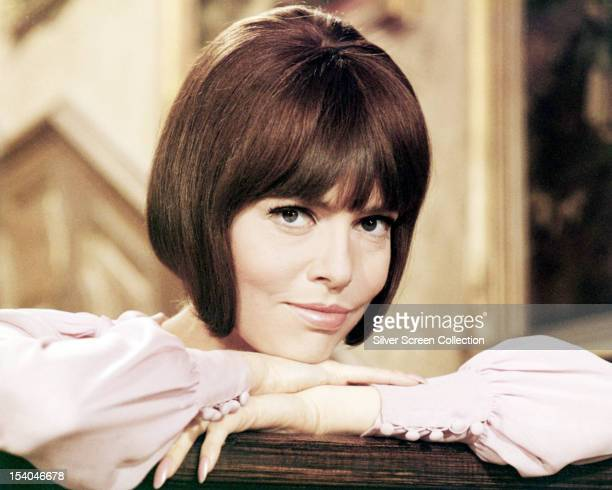 American actress Barbara Feldon circa 1966 She plays Agent 99 in the American TV comedy series 'Get Smart'