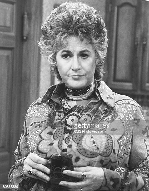 American actress Beatrice Arthur in a scene from the television show 'Maude' Los Angeles California December 6 1973