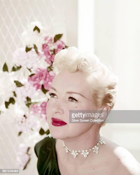 American actress Betty Grable circa 1950