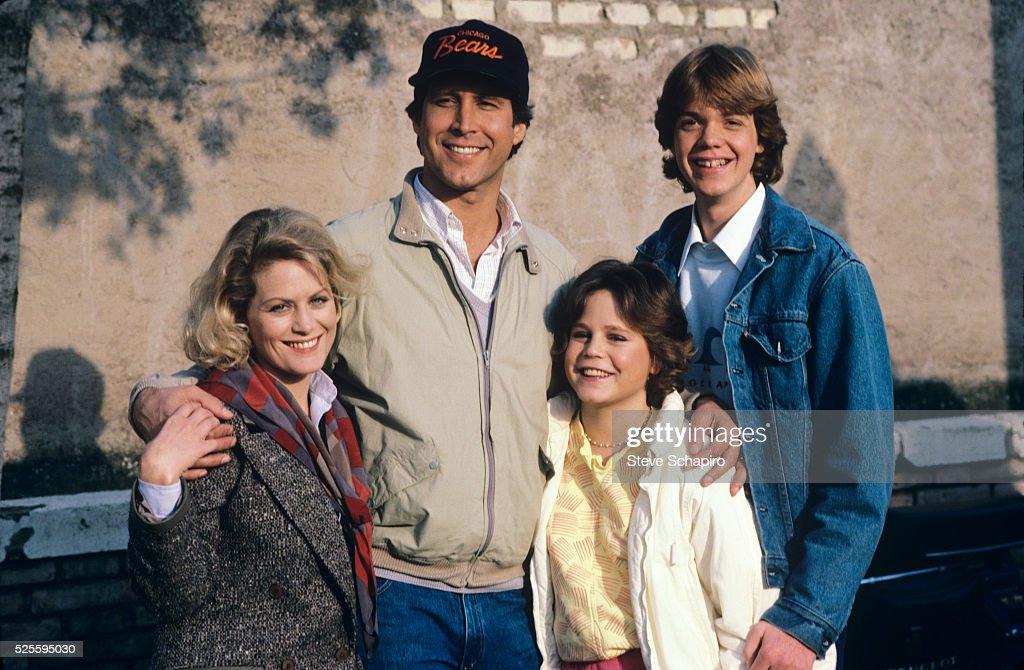 The cast of the film National Lampoon's European Vacation ...