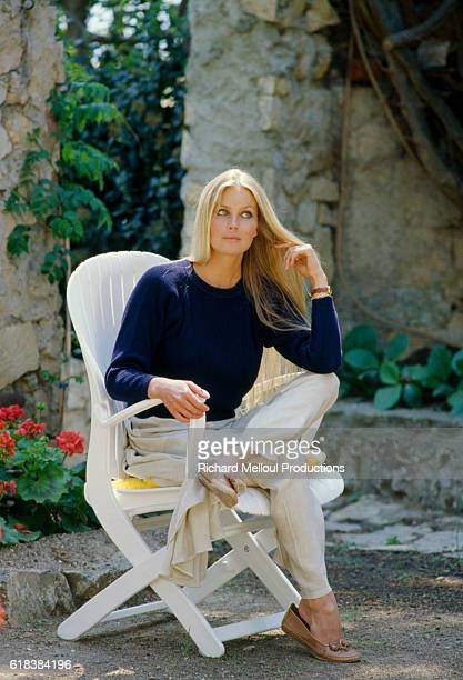American Actress Bo Derek Attends Cannes Film Festival