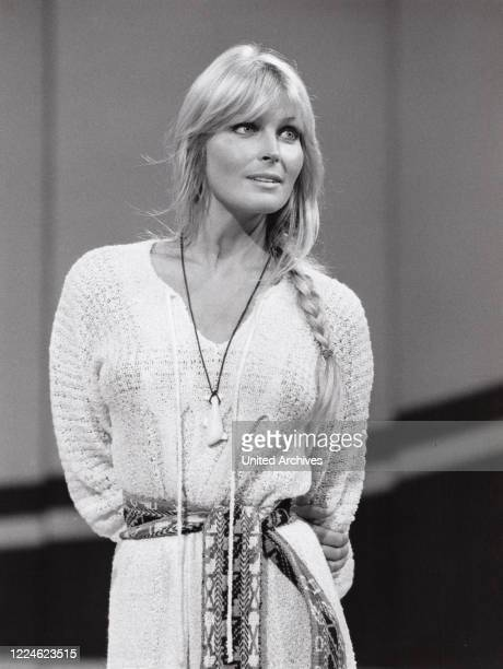 American actress Bo Derek, Germany, 1981. .