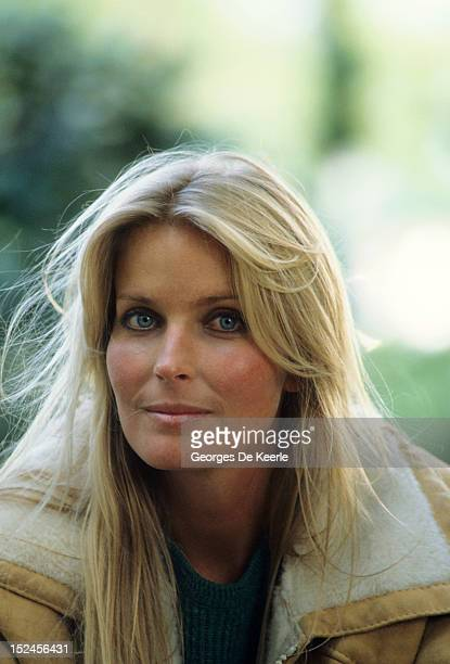 American actress Bo Derek UK 30th September 1984