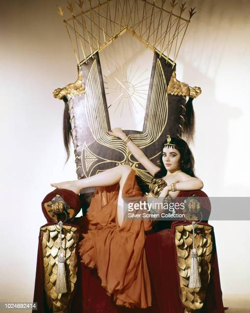 American actress Brigid Bazlen as Salome in a publicity still for the biblical epic 'King of Kings' 1961