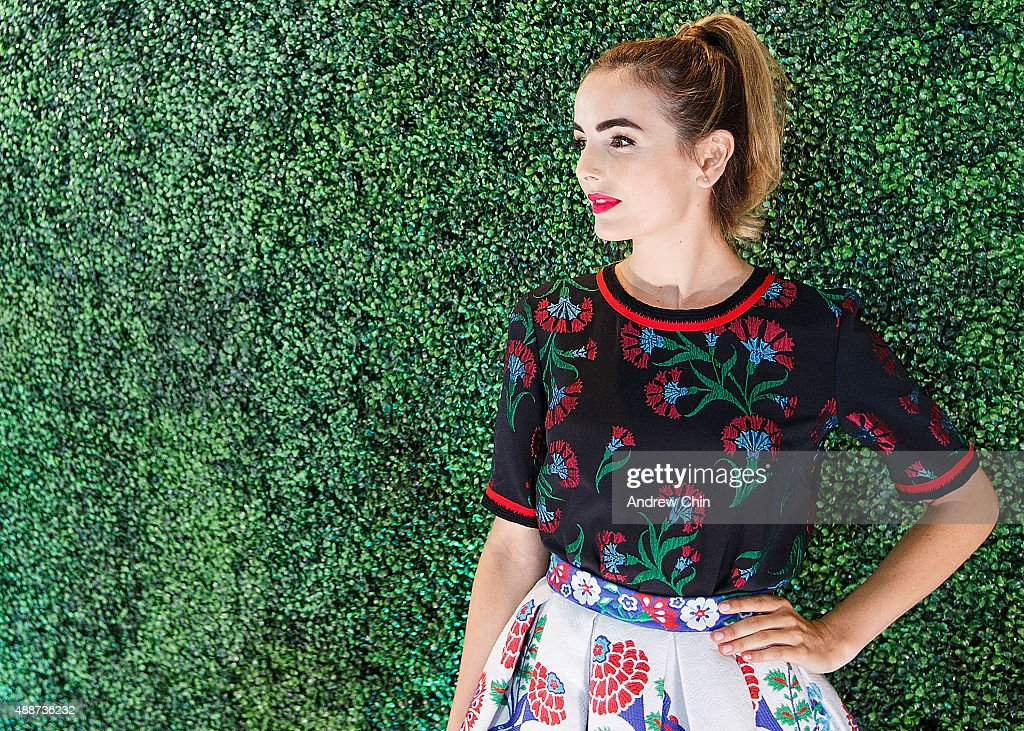 American actress Camilla Belle attends Nordstrom Vancouver Store Opening Gala Red Carpet at Vancouver Art Gallery on September 16, 2015 in Vancouver, Canada.