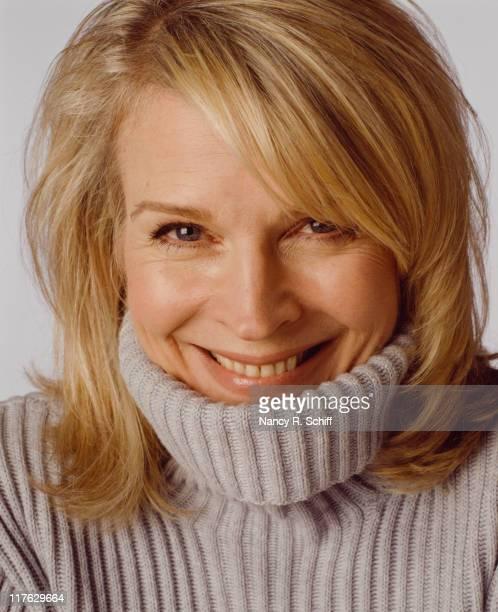 American actress Candice Bergen, circa 2000.