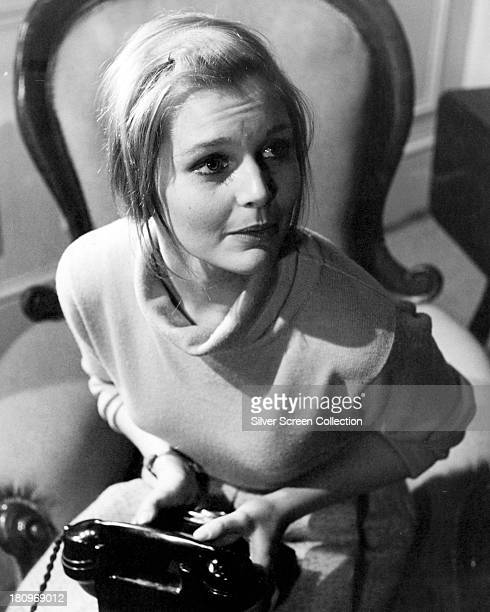 American actress Carol Lynley as Ann Lake in 'Bunny Lake Is Missing' directed by Otto Preminger 1965